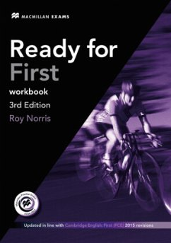 Workbook, w. Audio-CD (without Key) / Ready for First (3rd edition)