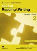 Level 2 - Reading and Writing / Student's Book with Digibook (ebook with additional practice area and video material) / Skillful