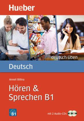 Hören Sprechen B1 M 2 Audio Cds Von Anneli Billina Schulbücher
