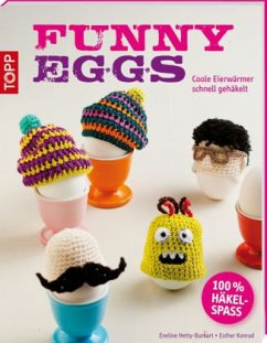 Funny Eggs - Hetty-Burkart, Eveline;Konrad, Esther