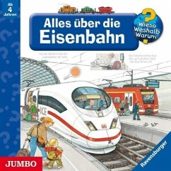 Alles über die Eisenbahn, Audio-CD