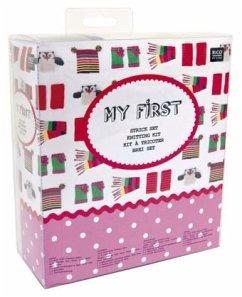 Bastel-Set My First Starter Kit Stricken