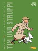 Tim und Struppi / Tim und Struppi Kompaktausgabe Bd.3