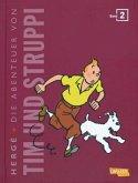 Tim und Struppi / Tim und Struppi Kompaktausgabe Bd.2