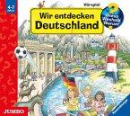 Wir entdecken Deutschland, 1 Audio-CD