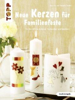 Neue Kerzen für Familienfeste