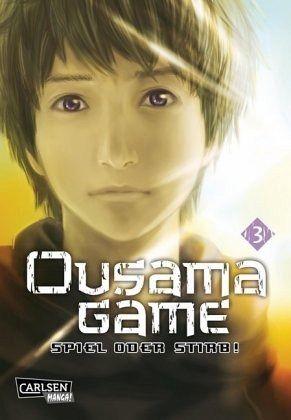 Ousama Game - Spiel oder stirb! Bd.3