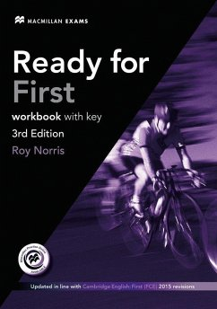 Ready for FCE. Workbook with Audio-CD and Key - Norris, Roy; Edwards, Lynda