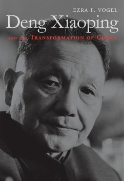 Deng Xiaoping and the Transformation of China - Vogel, Ezra F.