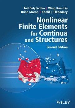 Nonlinear Finite Elements for Continua and Stru...