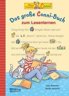 Das große Conni-Buch zum Lesenlernen - Boehme, Julia