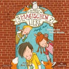Die Schule der magischen Tiere Bd.1 (MP3-Download) - Auer, Margit