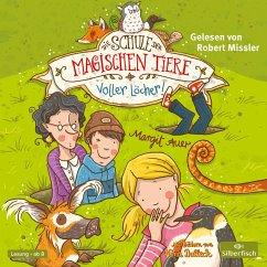 Voller Löcher! / Die Schule der magischen Tiere Bd.2 (MP3-Download) - Auer, Margit