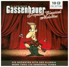 Gassenhauer-Popular Classical Melodies - Diverse
