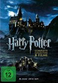 Harry Potter Complete Collection (8 Discs)