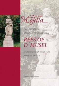 Mosella des Ausonius - Bruch, Josef