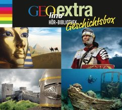 GEOlino Geschichtsbox, 4 Audio-CDs