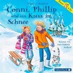 Conni, Phillip und ein Kuss im Schnee / Conni & Co Bd.9 (2 Audio-CDs)