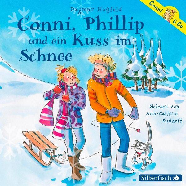 conni phillip und ein kuss im schnee conni co bd 9 2. Black Bedroom Furniture Sets. Home Design Ideas