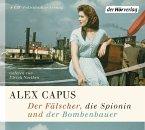 Der Fälscher, die Spionin und der Bombenbauer, 6 Audio-CDs