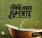 Erwin, Mord & Ente / Erwin, Lothar & Lisbeth Bd.1 (6 Audio-CDs)