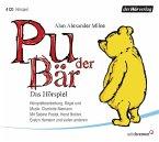 Pu der Bär, 4 Audio-CDs