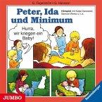 Peter, Ida und Minimum - Hurra, wir kriegen ein Baby!, 1 Audio-CD
