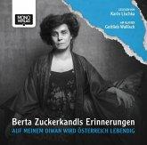 Auf meinem Diwan wird Österreich lebendig, 1 Audio-CD