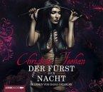 Der Fürst der Nacht / Dark Carpathians Bd.3 (4 Audio-CDs)