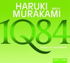 1Q84, 4 MP3-CD - Murakami, Haruki