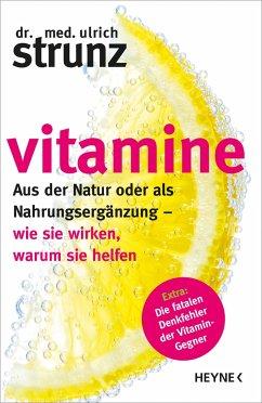 Vitamine - Strunz, Ulrich