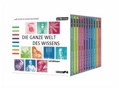 Die ganze Welt des Wissens, 23 Audio-CDs