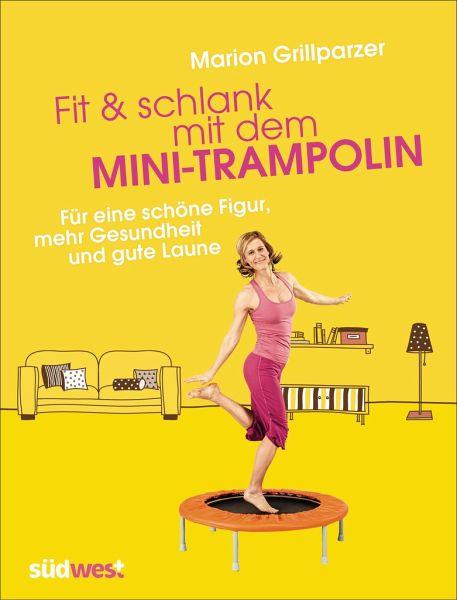 fit schlank mit dem mini trampolin von marion. Black Bedroom Furniture Sets. Home Design Ideas