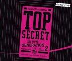 Die Intrige / Top Secret. Die neue Generation Bd.2 (4 Audio-CDs)