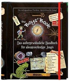 The Boys' Book - Lecreux, Michèle; Gallais, Célia; Roux de Luze, Clèmence