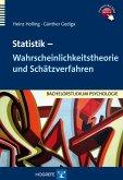 Statistik - Wahrscheinlichkeitstheorie und Schätzverfahren (eBook, PDF)