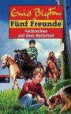 Verbrechen auf dem Reiterhof / Fünf Freunde Bd.68