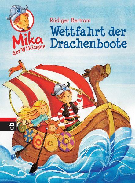 Buch-Reihe Mika, der Wikinger von Rüdiger Bertram
