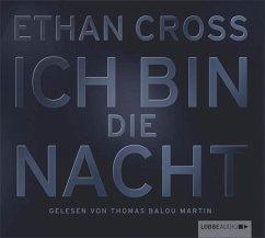 Ich bin die Nacht / Francis Ackerman junior Bd.1 (6 Audio-CDs) - Cross, Ethan