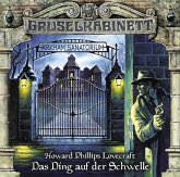 Das Ding auf der Schwelle / Gruselkabinett Bd.78 (1 Audio-CD)