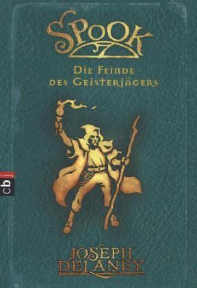 Buch-Reihe Spook von Joseph Delaney