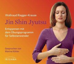Jin Shin Jyutsu, Audio-CD - Riegger-Krause, Waltraud