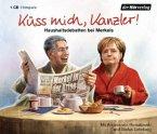 Küss mich, Kanzler, 1 Audio-CD