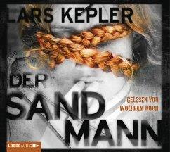 Der Sandmann / Kommissar Linna Bd.4 (6 Audio-CDs) - Kepler, Lars