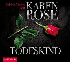 Todeskind / Baltimore Bd.3 (6 Audio-CDs) - Rose, Karen