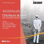 Die großen Erzählungen, 14 Audio-CDs