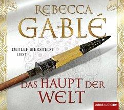 Das Haupt der Welt / Otto der Große Bd.1 (12 Audio-CDs) - Gablé, Rebecca