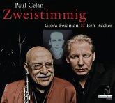 Zweistimmig - Giora Feidman & Ben Becker, 1 Audio-CD