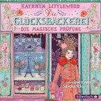 Die magische Prüfung / Die Glücksbäckerei Bd.2 (3 Audio-CDs)