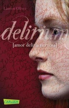 Delirium von Lauren Oliver-Rezension
